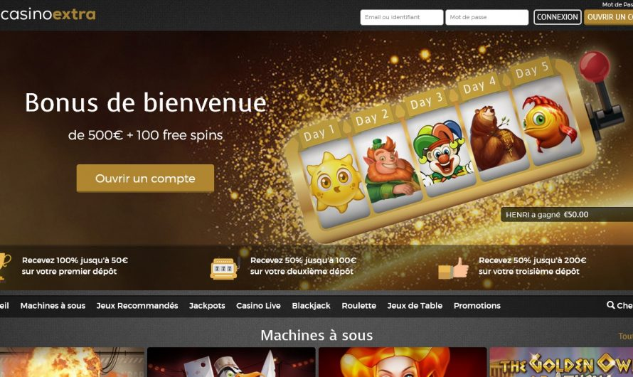 Casino Extra mobile : que vaut sa version mobile ?