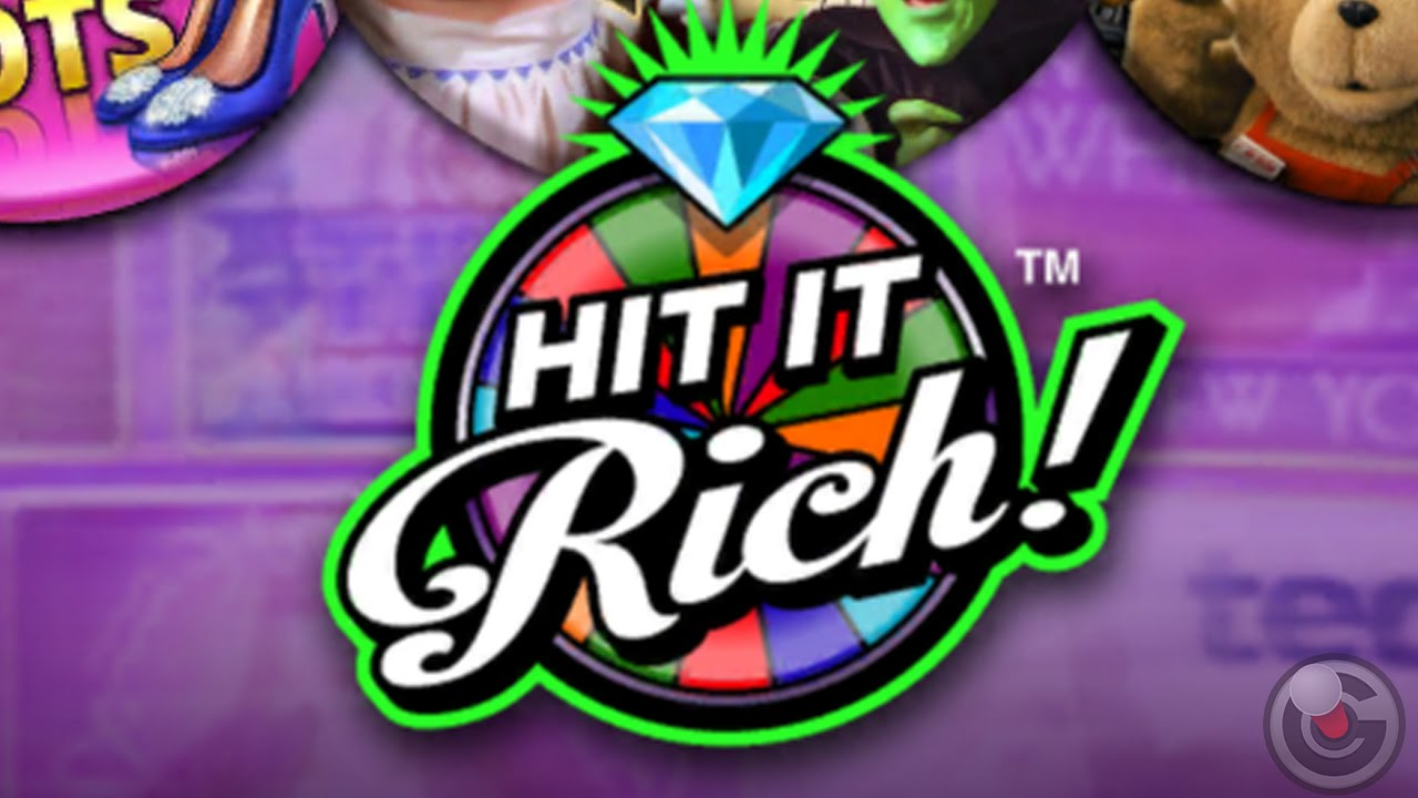 hit it rich